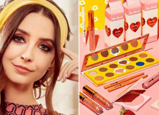 Zoella x ColourPop Brunch Collection untuk Kamu yang Doyan Makan dan Makeup