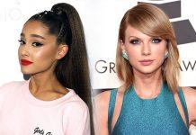 Taylor Swift dan Ariana Grande Memenangkan Dua Penghargaan di iHeart Radio Music Awards