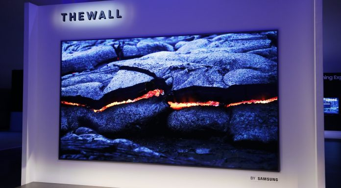 Ubah Rumah Jadi Bioskop, Samsung Rilis TV Sebesar 219 Inch