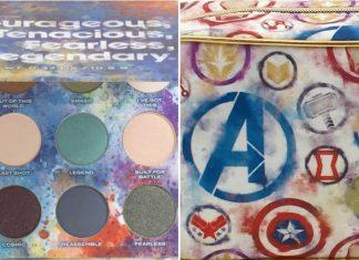 Manjakan Penggemar Marvel, Ulta dan Marvel Luncurkan Koleksi Make Up Avengers