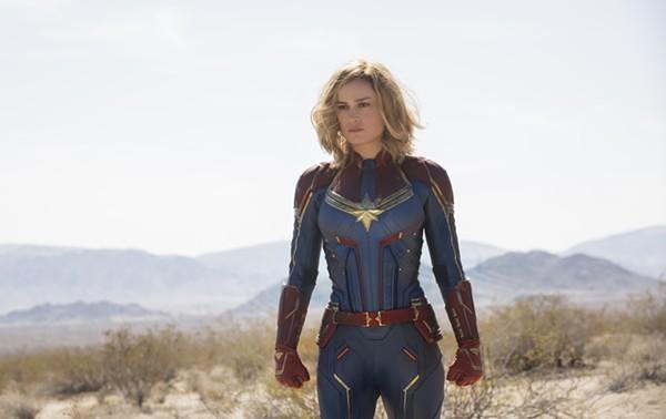 Fans Ini Sudah Menonton 'Captain Marvel' 116 Kali!