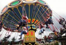 Beragam Kegiatan Seru yang Bisa Dijajal di Saloka Theme Park
