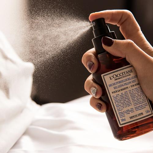 Rekomendasi Pillow Spray