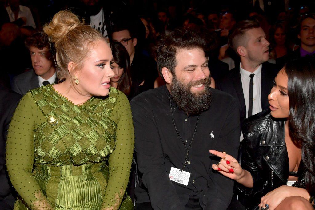 Setelah Lebih 7 Tahun Bersama, Adele dan Simon Konecki Berpisah