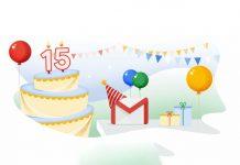 Hadiah Ulang Tahun dari Gmail