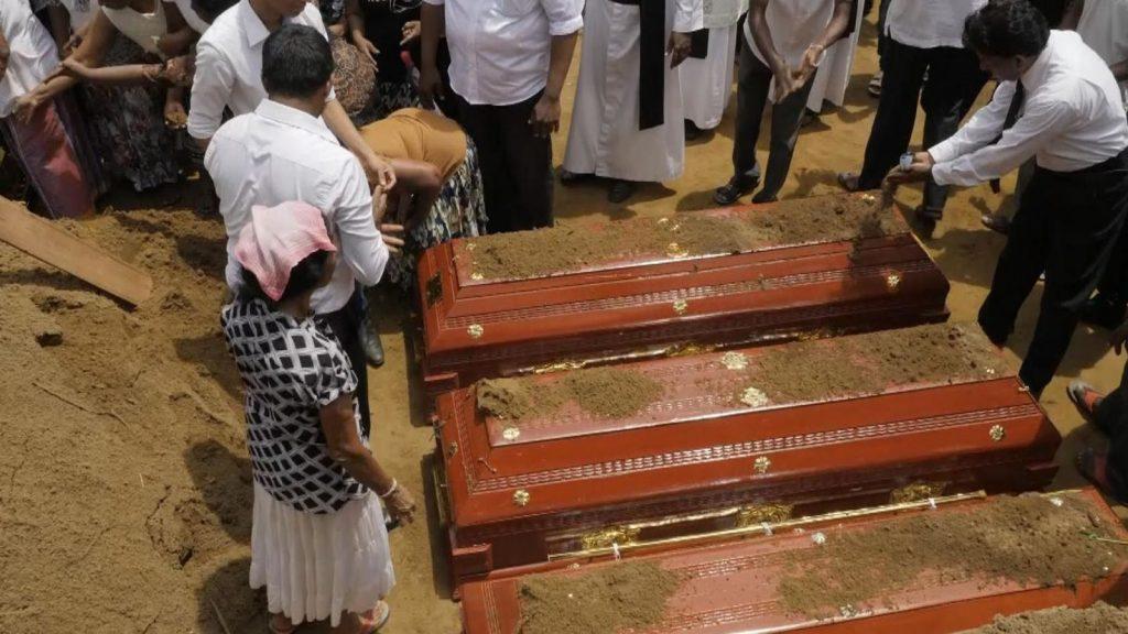 Teror Bom Sri Lanka Sisakan Duka dan Kemarahan Keluarga Korban