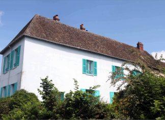 Nikmati Pengalaman Menginap di Rumah Indah Claude Monet di Prancis