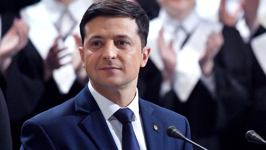 Pilpres Ukraina: Sang Pelawak Volodymyr Zelensky Menang Telak