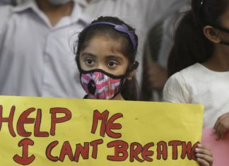 Polusi Udara Sebabkan Risiko Kematian Anak Meningkat