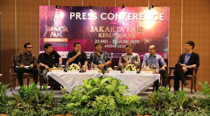 Jakarta Fair Kemayoran 2019 Dibuka Mulai 22 Mei