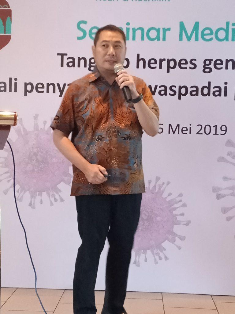 Cegah Penularannya, Klinik Pramudia Ajak Masyarakat Kenali Herpes Genital Lebih Dalam