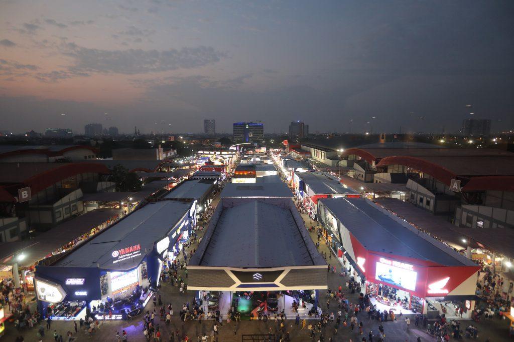 Keseruan yang Bisa Kamu Temui di Jakarta Fair Kemayoran 2019