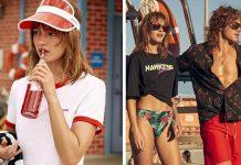 Kolaborasi H&M dengan Netflix dan Stranger Things yang Cocok untuk Musim Panas