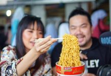 Pilihan Warmindo Kondang di Indonesia, Jual Mi Instan Saja Ramainya Bukan Main