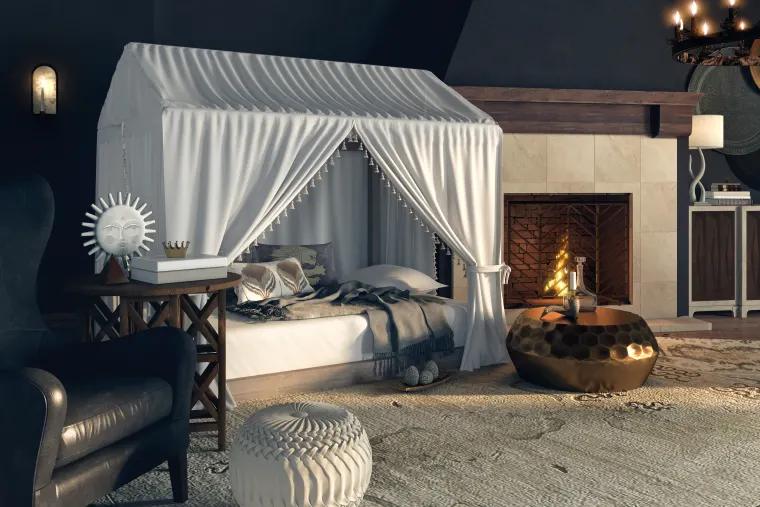 5 Desain Interior Yang Terinspirasi Dari Game of Thrones