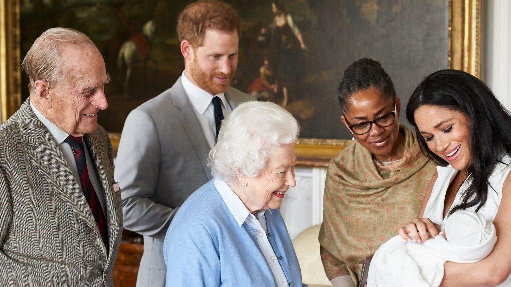 Selamat! Pangeran Harry dan Meghan Markle Sambut Kelahiran Anak Pertama