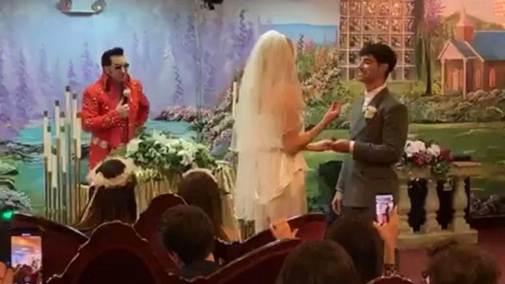 Surprise! Sophie Turner dan Joe Jonas Resmi Menikah