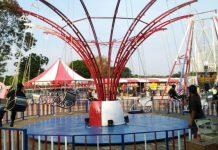 Penjelasan JIExpo Mengenai Wahana Permainan di Jakarta Fair Kemayoran 2019 yang Roboh