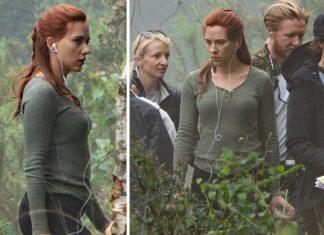 Scarlett Johansson Terlihat di Lokasi Syuting Black Widow, Pertanda Adanya Prequel?