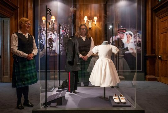 Menengok Pameran A Royal Wedding: The Duke and Duchess of Sussex