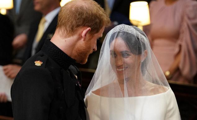 Menengok Pameran A Royal Wedding: The Duke and Duchess of Sussex