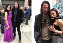Potret Keanu Reeves Tak Sentuh Fans Saat Berfoto Bersama