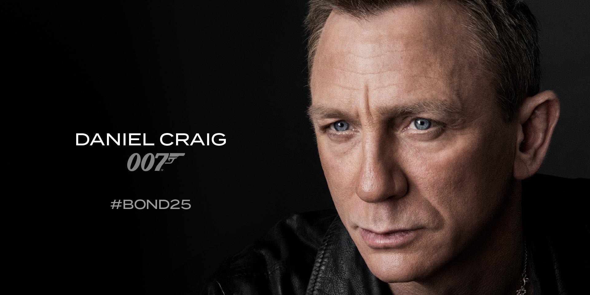 Drama di Balik Pembuatan Film Bond 25