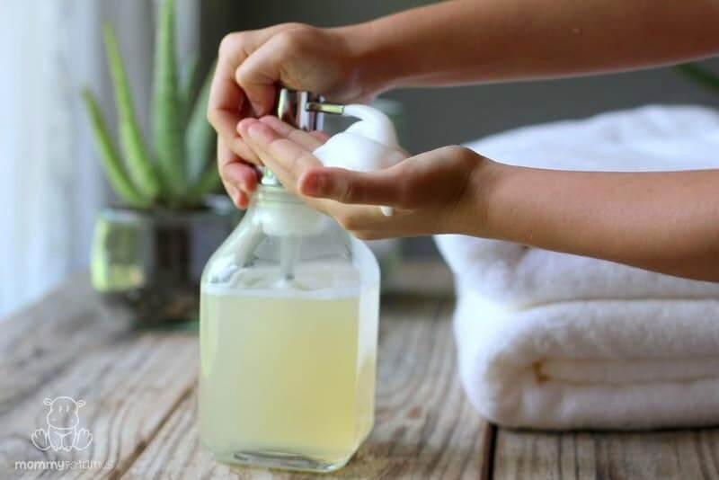 Segarkan Tubuh dan Pikiran dengan DIY Sabun Beraroma Jeruk