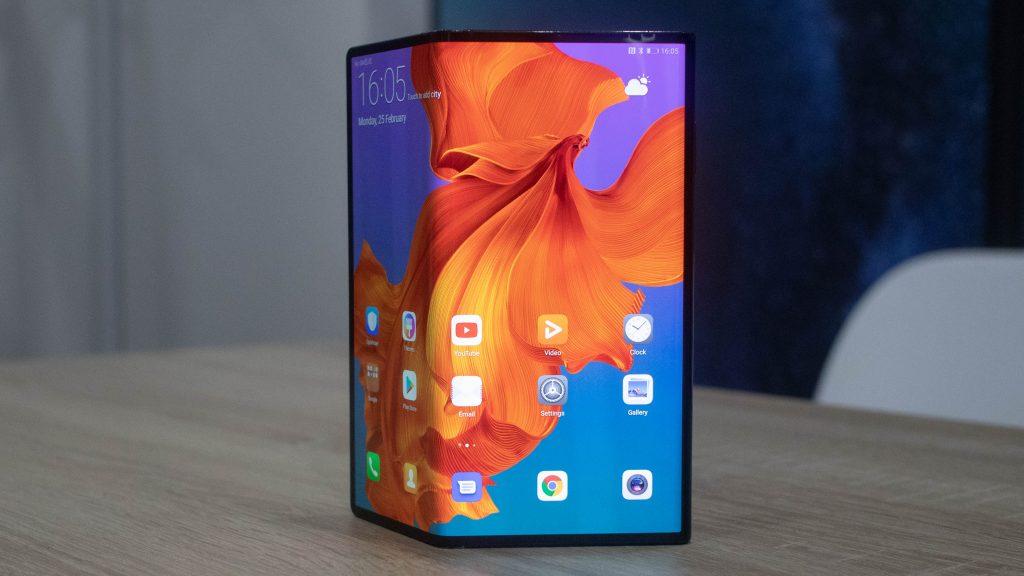 Galaxy Fold Samsung Tak Lolos Uji Perangkat, Huawei Tunda Peluncuran Ponsel Mate X