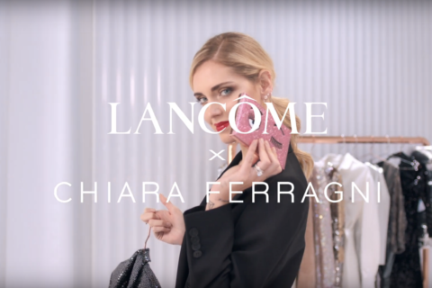 Kolaborasi Lancome dan Chiara Ferragni Hadirkan Make Up Collection Bercitarasa Italia