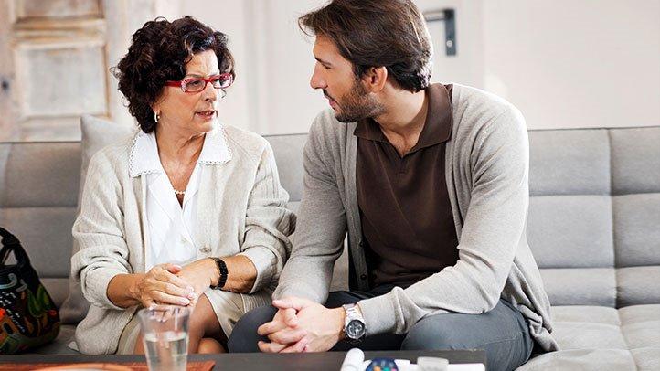 Tips Ungkapkan Hubungan Asmara Pada Orang Tua