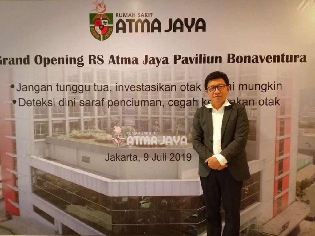 RS Atma Jaya Luncurkan Paviliun Bonaventura di Pluit