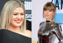 Kelly Clarkson Memberi Saran untuk Taylor Swift