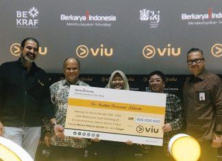 Pengumuman Pemenang dan Penerima Beasiswa Viu Shorts