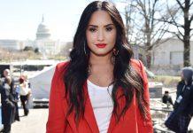 "Demi Lovato Jadikan Tato Barunya ""Me"" Sebagai Pengingat Permanen Hidupnya"