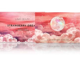 Lunar Beauty Rilis Koleksi Makeup Terbaru Bertema Strawberry Dream