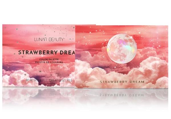 Lunar Beauty Rilis Koleksi Makeup Terbaru Bertema Strawberry Dream
