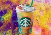Menu Unik Khas Musim Panas, Starbucks Rilis New Tie-Dye Frappuccino