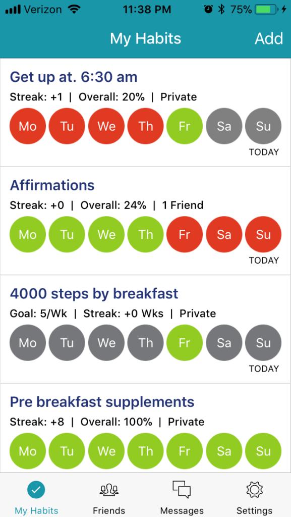5 Aplikasi Habit-Tracking Ini Bisa Membantu Kamu Untuk Mencapai Tujuan Kamu