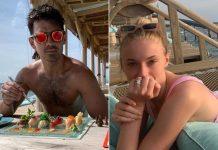 Penasaran Berapa Biaya Bulan Madu Joe Jonas dan Sophie Turner di Maldiev?