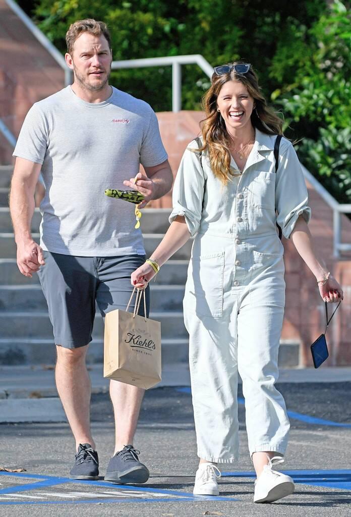 Gereja Jadi Tempat Paling Romantis Bagi Chris Pratt dan Katherine Schwarzenegger