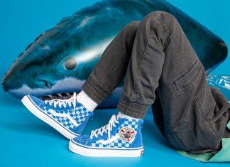 """Buruan Beli! Vans Baru Saja Luncurkan Koleksi Sneakers Paling Keren """"Shark Week"""""""