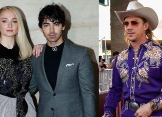 Joe Jonas & Sophie Turner Menyita Ponsel Diplo di Perayaan Kedua Pernikahan Mereka