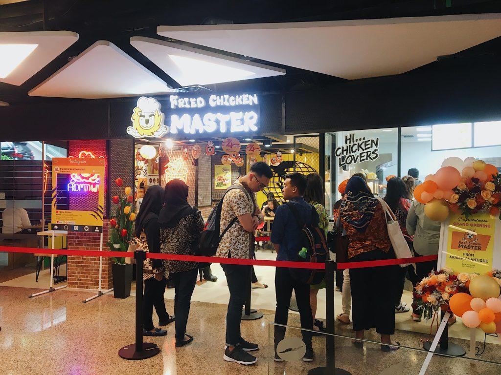 Fried Chicken Master, Ayam Goreng Juicy Khas Taiwan Sekarang Hadir di Indonesia