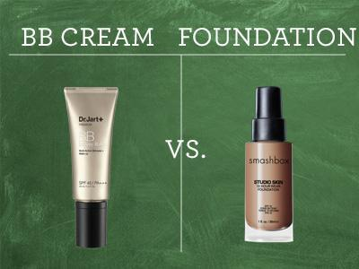 Ini Perbedaan BB Cream dengan Foundation