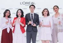 L'Oréal Paris Luncurkan Revitalift Crystal Micro Essence dan Rouge Signature
