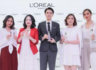 L'Oréal Paris Luncurkan Revitalift Crystal Micro Essence dan Rouge Signature