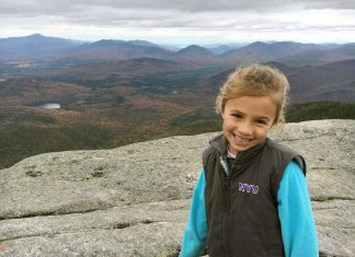 Maebh Nesbitt, Gadis Termuda yang Mencapai 46 Puncak Tertinggi Pegunungan Adirondack