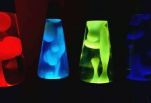 Sejarah Lava Lamp dan Cara Mudah Membuatnya di Rumah