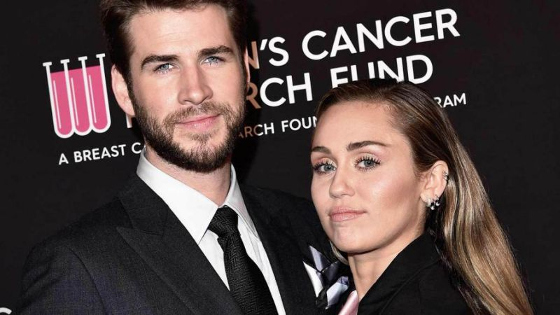 8 Bulan Menikah, Miley Cyrus dan Liam Hemsworth Dikabarkan Berpisah